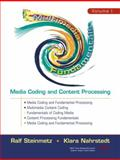 Multimedia Fundamentals : Media Coding and Content Processing, Steinmetz, Ralf and Nahrstedt, Klara, 0130313998