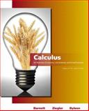 Calculus for Business, Economics, Life Sciences and Social Sciences, Barnett, Raymond A. and Ziegler, Michael R., 0321613996