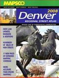 Mapsco Denver Regional Street Atlas, , 1569663998