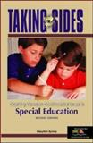 Taking Sides : Clashing Views on Controversial Issues in Special Education, Byrnes, MaryAnn, 0073043990