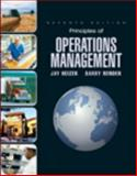 Principles of Operations Management and Student CD and DVD Value Package (includes Study Guide), Heizer and Heizer, Jay, 0135033993