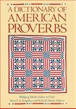 A Dictionary of American Proverbs, , 0195053990