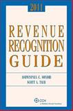 Revenue Recongnition Guide, Sondhi, Ashwinpaul C. and Taub, Scott, 0808023993