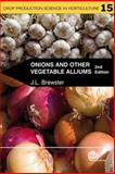 Onions and Other Vegetable Alliums, TVK and PST, 1845933990