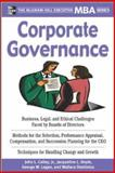Corporate Governance, Colley, John L. and Doyle, Jacqueline L., 007146400X