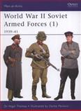 World War II Soviet Armed Forces (1), Nigel Thomas, 1849084009