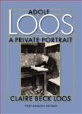 Adolf Loos - A Private Portrait, Claire Beck Loos, 0983254001
