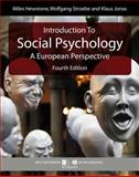 Introduction to Social Psychology : A European Perspective, , 1405124008