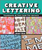 Creative Lettering, Jenny Doh, 1454704004