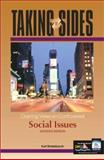 Clashing Views on Controversial Social Issues, Finsterbusch, Kurt, 0072414006