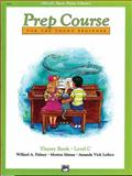 Alfred's Basic Piano Prep Course, Theory Book, Level C, Morton Manus and Willard A. Palmer, 0739014005