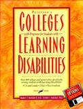 Peterson's Guide to Colleges with Programs for Students with Learning Disabilities, Charles T. Mangrum and Stephen S. Strichart, 1560794003