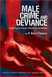 Male Crime and Deviance : Exploring Its Course, Dynamics and Nature, Flowers, Ronald B., 0398074003