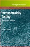 Immunotoxicity Testing : Methods and Protocols, , 1607614006