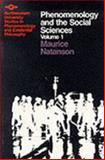 Phenomenology and the Social Sciences, , 0810104008