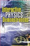 Interactive Physics Demonstrations, Joe Pizzo, 1931024006