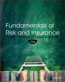 Fundamentals of Risk and Insurance, Vaughan, Emmett J. and Vaughan, Therese M., 111853400X