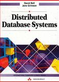 Distributed Database Systems, Bell, David and Grimson, Jane, 0201544008