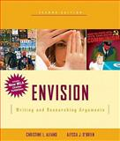 Envision : Writing and Researching Arguments, Alfano, Christine L. and O'Brien, Alyssa J., 0205744001