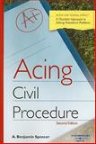 Civil Procedure, Spencer, Benjamin, 0314194002