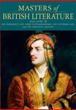 Masters of British Literature, Damrosch, David and Baswell, Christopher, 0321334000