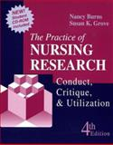 The Practice of Nursing Research, Burns, Daniel and Grove, Susan K., 0721604005