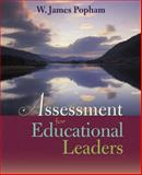 Assessment for Educational Leaders, Popham, W. James, 0205424007