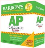 Barron's AP Calculus Flash Cards, 2nd Edition, David Bock, 143807400X