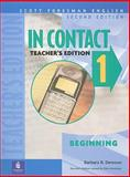 Scott Foresman English: In Contact 1, Denman, B. R., 0201664011