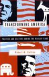 Transforming America 9780231124010