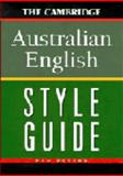 The Cambridge Australian English Style Guide, Peters, Pam, 0521434017