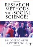 Research Methods in the Social Sciences, , 076194401X