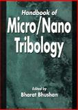 Handbook of Micro/Nanotribology, Bhushan, Bharat, 084938401X