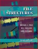 File Structures : An Object-Oriented Approach with C++, Folk, Michael J. and Riccardi, Greg, 0201874016