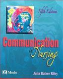 Communication in Nursing, Blazer-Riley, Julia, 0323024017