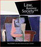 Law, Business, and Society, McAdams, Tony and Hartman, Laura P., 007231401X