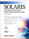 Solaris Operating Environment System Administrator's Guide, Winsor, Janice, 0131014013