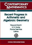 Recent Progress in Arithmetic and Algebraic Geometry, , 0821834010