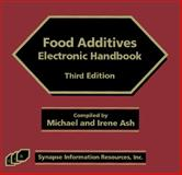 Food Additives Electronic Handbook, Third Edition, Michael and Irene ash, 1934764019