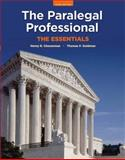 The Paralegal Professional : Essentials, Cheeseman, Henry R. and Goldman, Thomas F., 0135064015