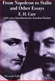 From Napoleaon to Stalin and Other Essays, Carr, Edward Hallett, 0333994019