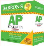 Barron's AP Statistics Flash Cards, 2nd Edition, Marty Sternstein, 1438074018