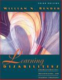 Learning Disabilities, Bender, Karen E., 0205274013