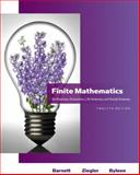 Finite Mathematics for Business, Economics, Life Sciences and Social Sciences, Barnett, Raymond A. and Byleen, Karl E., 0321614011