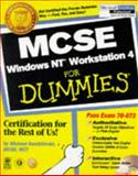 MCSE Windows NT Workstation 4 for Dummies, Kendzierski, Mike, 0764504029