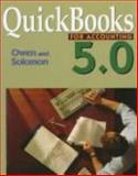 Using QuickBooks 5.0 for Accounting, Owen, Glenn, 0324004028
