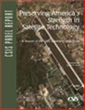 Preserving America's Strength in Satellite Technology, Lewis, James A., 0892064021
