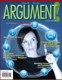 Argument!, Messenger, Erica and Gooch, John, 007338402X