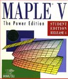 Solving ODE's with Maple V, Barrow, David and Belmonte, Art, 053434402X