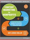 Content Marketing for Nonprofits, Kivi Leroux Miller, 1118444027